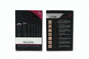 Travel Makeup Brush Set,Gift Makeup Brush Set 7pcs