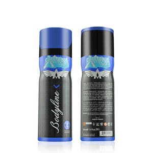 150ml LOW PRICE deodorant body spray for men price perfume manufacturer and wholesaler