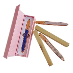 glitter eyeliner rhinestone lash book magnetic eyeliner glue pen wholesale lash boxes