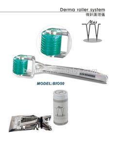 Hot sell BIO50 skin roller and dermaroller micro needle derma rolling system