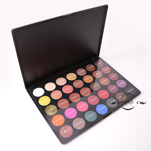 LT21 Hot Sale 2019 Professional Makeup Palette Romantic Color Eye Shadow Palette
