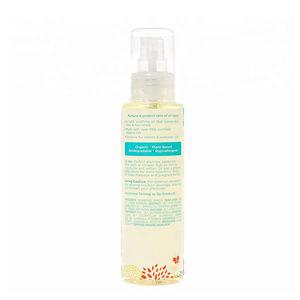 Natural Nourishing Aromatherapy Grade Organic baby oil For Body Massage