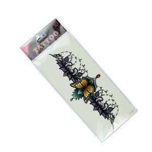 new style body jewelry colorful temporary tattoo waterproof stickers