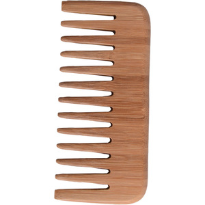 No Static Bamboo Nature Wooden Hair comb&Beard comb
