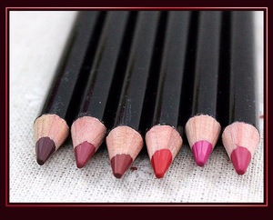 Organic Natural Lead-Free High Quality Mineral Lipliner Pencil Lip Liner
