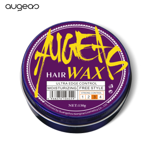 private label strong hair edge control wholesale styling gel hair wax