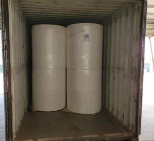 Recycled Toilet Paper Jumbo Roll/Toilet Tissue Paper Mother Roll