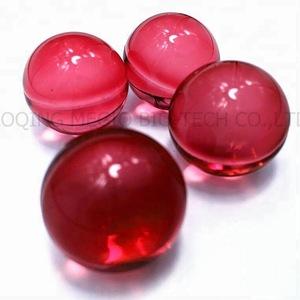 Round Bath beads, Bath pearls, Bath oil beads