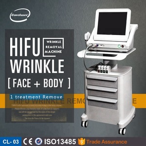 Smart Anti-wrinkle Hifu Machine & beauty salon electrical equipments & Good price Hifu machine