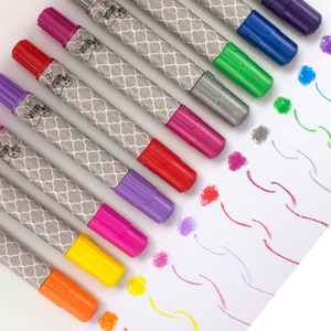 Water-Based Temporary Washable 12 Colors Hair Chalk sticks set, Hair Dye For Kids On Party,Birthday,Etc