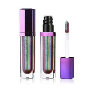 Waterproof Private Label Custom Color Glitter Holograpic Lip Gloss