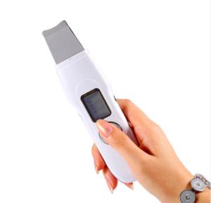 Waterproof Sonic Facial Skin Scrubber ultrasonic skin scrubber portable