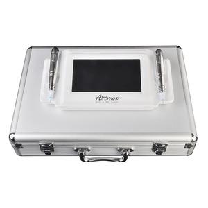 Yting top selling touch screen permanent makeup machine/tattoo gun machine set