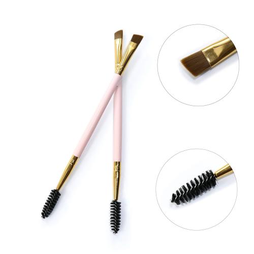 Yo Starpro B-004 double ebd eyebrow brush