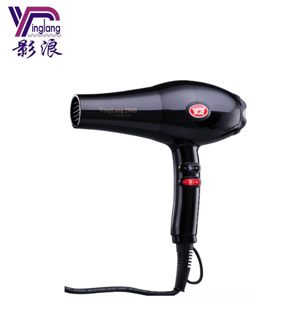 High Quality Electric Hair Drier Guangdong Best Supplier High Powerful 2900