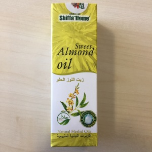 100% Natural Sweet Almond Oil Cold Pressed Body Care Carrier Oils