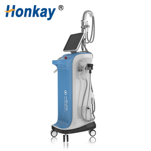 2019 China Supplier Vacuum cavitation Machine with Vela and RF/ cavitation machine body slimming