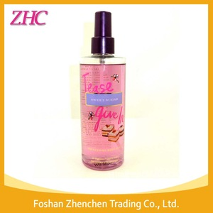 300ml body care splash long lasting perfumes smell body mist 10 different perfume for choice