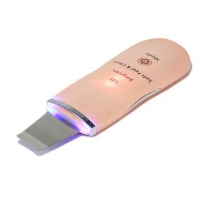 BEPERFECT Portable Ultrasonic Ultrasound beauty machines skin peeling scrubber