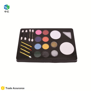 FDA approved Children Face Paint Make Up Face Painting Kit Body Painting Supplies