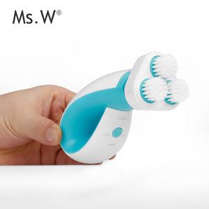 Hot sale Facial cleaner ultrasonic skin scrubber