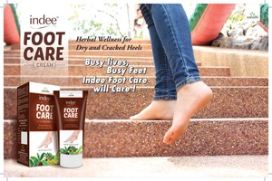 Indee Foot Care Cream