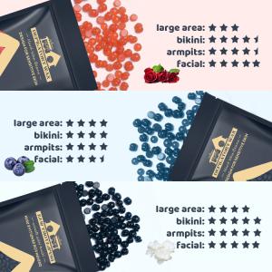Lifestance Wholesale wax warmer kit electric warmer with kit waxing beads kit