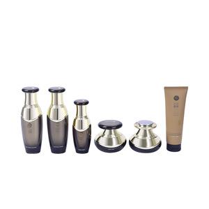 Natural ginseng skincare rejuvenating set gold skin care gift set