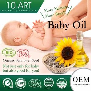 Natural Herbal Vitamin E Baby Care Massage Oil