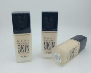 Natural Skin flawless waterproof liquid foundation