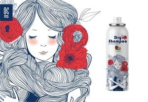 OEM/ODM Instant Hair Refresh Dry Shampoo
