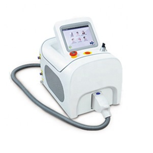 Portable opt ipl shr machine for hair removal