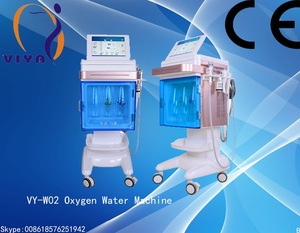 VY-W02 Skin Rejuvenation O2 Oxygen Water Spray Jet Peel Anti-Aging Ance Beauty Machine