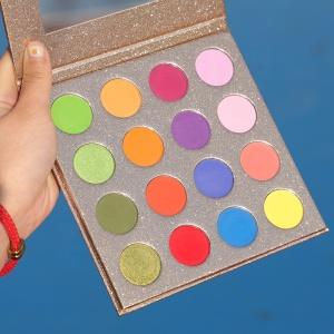 Wholesale High Pigment 153 Colors Private Label Eyeshadow Palette Custom Eyeshadow Palette