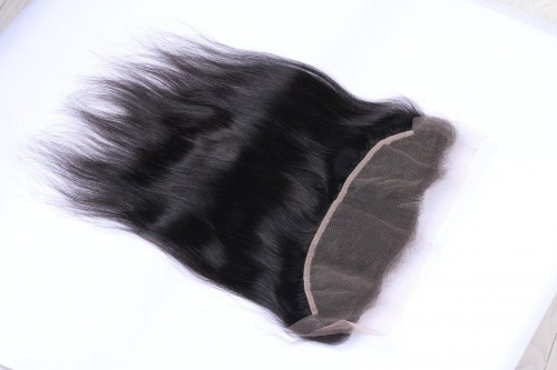 13*4 straight lace frontal remy