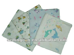 Baby Diaper/100% cotton muslin nappy