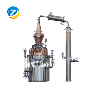 essential oil still column still for sale alcohol making equipment