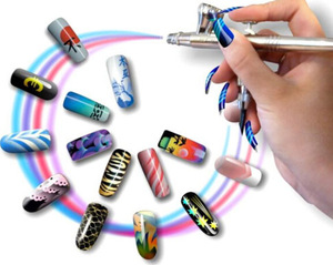 HSNEG airbrush nail art ink