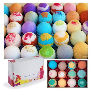 Natural Moisturizing Fizzy For Kids Mini Bath Bombs
