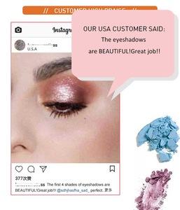 OEM Private Label Cosmetics Vegan Makeup Paper Cardboard
