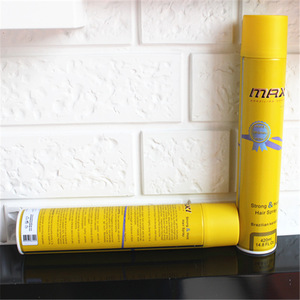 OEM/ODM /Private Label Professional Beauty best hair care products Styling Olive Oil Hair Spray
