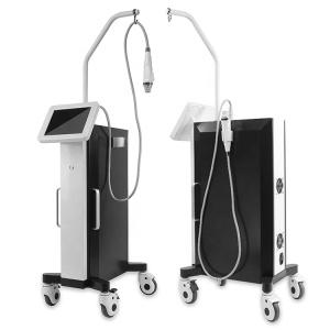 Upright Rf Machine Radio Frequency Skin Tightening Microneedling Machine  Portable Fractional Rf Beauty Machine