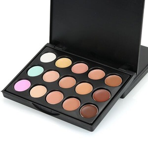 wholesale waterproof cosmetic Concealer , Concealer Palette 15 Color