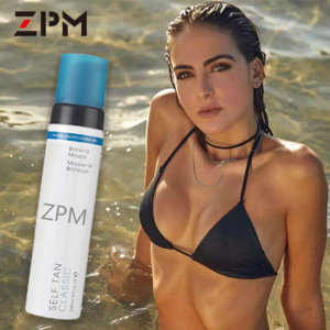 ZPM OEM/ODM Private Label Amazon Hot Sale Natural Sunless Tanning Lotion Suntan Deep Dark Tan Sun Tanning Oil Tanning Mousse