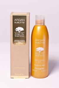 Argan Sublime. Nourishing Argan Oil Shampoo 250ml