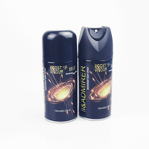 2018 China 150ml I&Admirer Brand deodorant body spray in factory price
