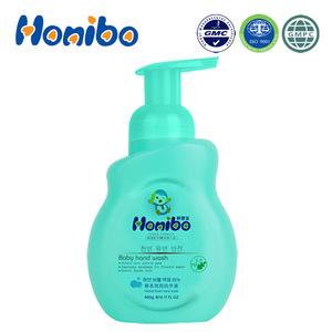 400g Honibo baby Foam liquid herbal hand wash