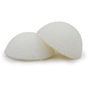 Bebevisa Wholesale 100% natural pure konjac sponge supplier for Deep Cleansing