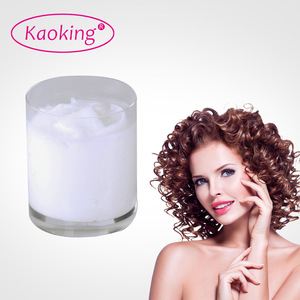 China semi-finished products organic hair perm lotion for women