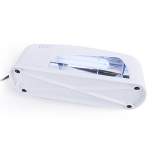 Factory supply portable 9w uv nail lamp for Nail and Toe nail salon equipment